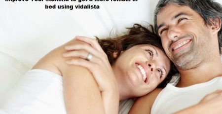 Improve Your stamina to get a more remain in bed using vidalista