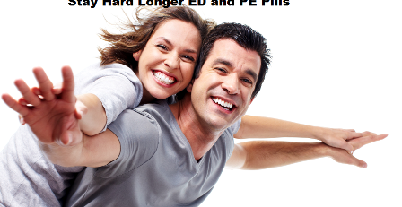 Stay Hard Longer ED and PE Pills