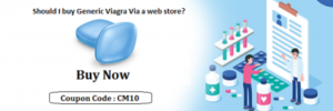 Should I buy Generic Viagra Via a web store?