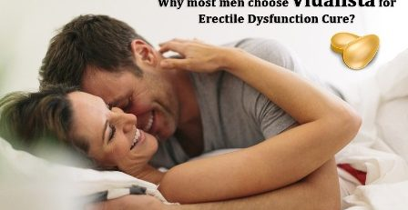 Why most men choose Vidalista for cure male erectile dysfunction?